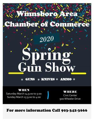 Spring Gun Show
