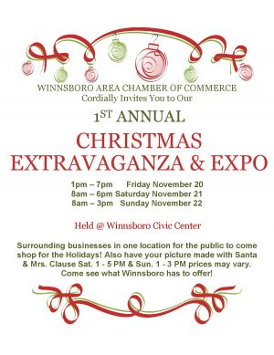 Christmas Extravaganza and Expo